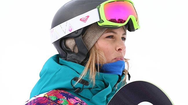 Torah Bright is doing her best to stir the pot at the Sochi Winter Olympics.