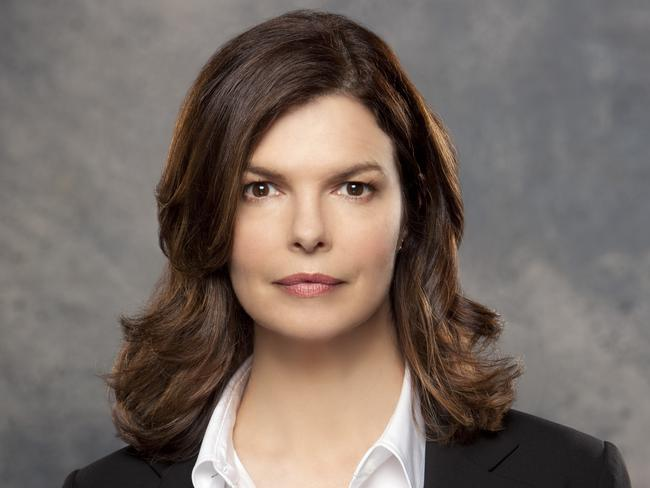 "Jeanne Tripplehorn was ""sick to my stomach"" with nerves on joining Criminal Minds. Picture: Supplied"
