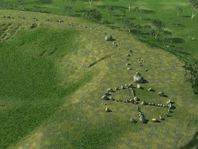 Is this proof of our own mystery Stonehenge?