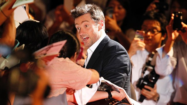 Hugh Jackman is set to return to Broadway to play famous magician Harry Houdini. Picture: AP