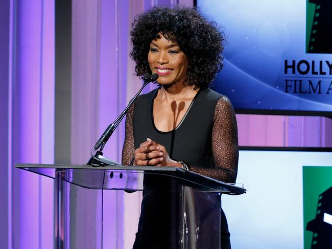 Angela Bassett, who starred in a Tina Turner biopic in the early 90s, will step behind the camera for the first time to direct. Picture: AP