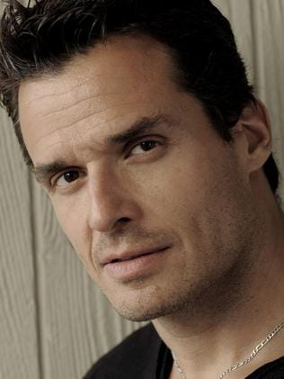 Antonio Sabato Jr has starred in General Hospital and Melrose Place. Picture: AP