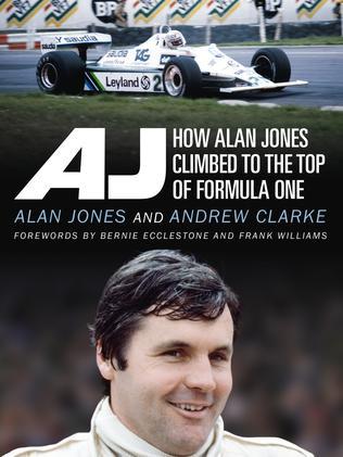 Alan Jones is an F1 legend.