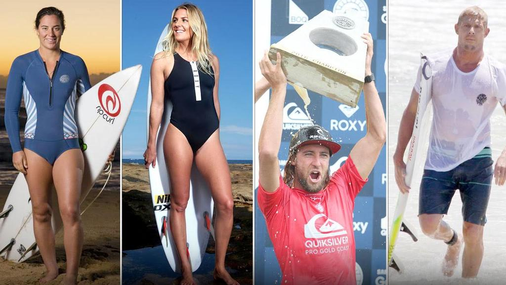 The stars, underdogs, draw and rankings ahead of the 2017 world surfing tour.
