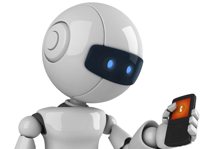 Robots could replace agents