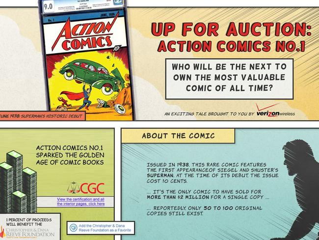 Creative ways to sell comics ...