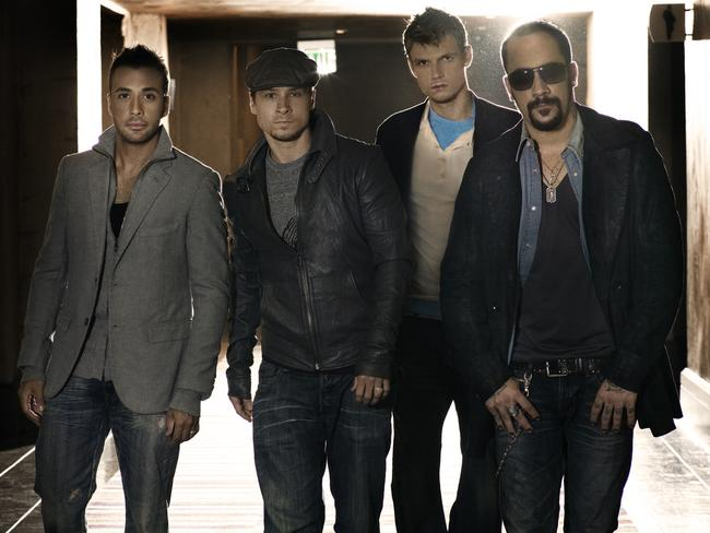 Don't worry Israel, the Backstreet Boys will be back.