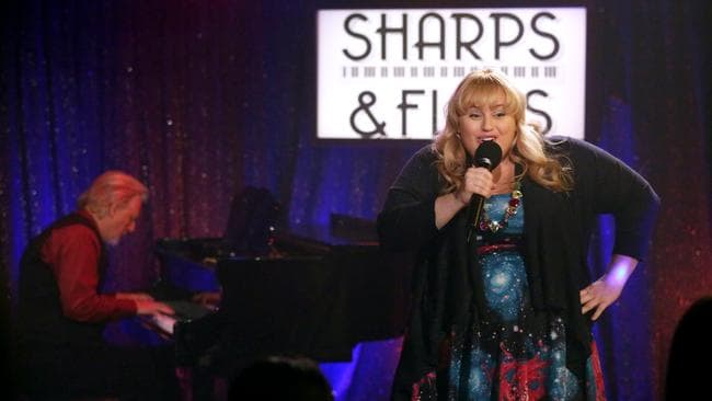 Failure to launch ... Rebel Wilson in Super Fun Night, which was cancelled after just one season