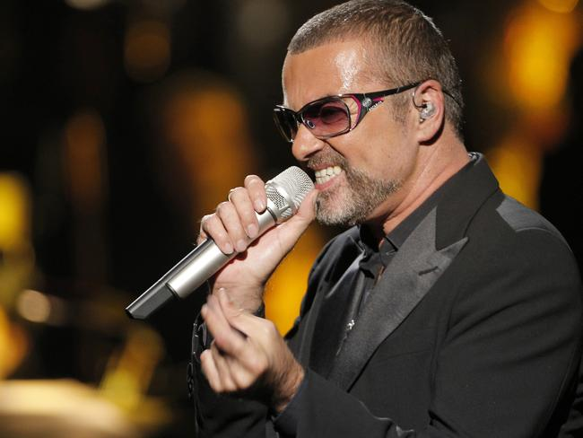 Fans raised concerns about Fadi Fawaz who is grieving the death of his ex-boyfriend George Michael. Picture: AP.