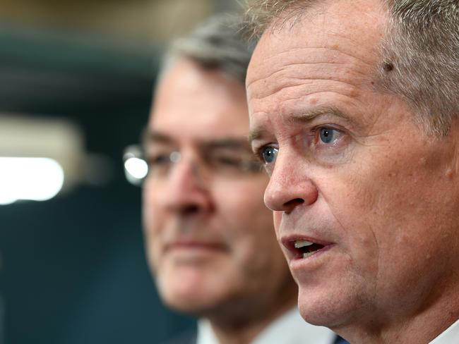 Bill Shorten wants even tougher gun control laws to be considered in the wake of the Las Vegas massacre. Picture: AAP