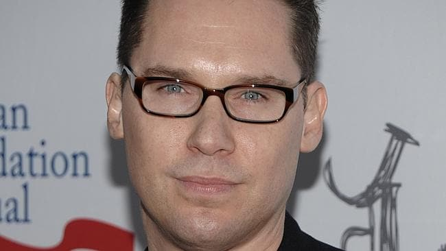 """Director Bryan Singer arrives at the Los Angeles premiere of the play """"8"""" in Los Angeles."""