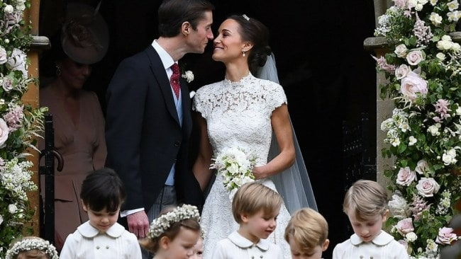 It might not be as much as Pippa's wedding cost, but Australian women are still spending a chunk of cash on their special day. Photo: Getty