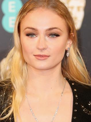 Game of Thrones star Sophie Turner. Picture: Getty