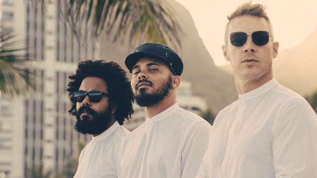 Festival bosses ... Major Lazer will be one of the headline acts at Stereosonic 2015. Picture: Supplied