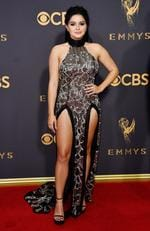 Ariel Winter attends the 69th Annual Primetime Emmy Awards at Microsoft Theater on September 17, 2017 in Los Angeles. Picture: Getty