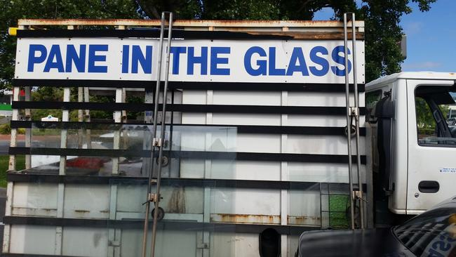 Glaziers are the small business people doing the best, according to new research.