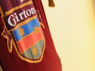 Girton Grammar School students.