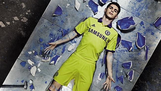 Chelsea has nailed it with their yellow away strip - a homage to their history.  <b>Third</b> <b></b> <b></b>