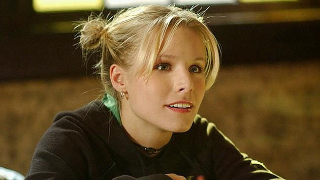The Veronica Mars hit TV series ended its three-season run in 2007.