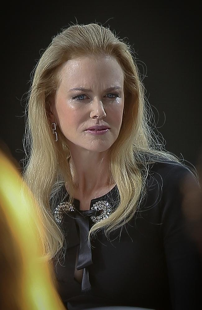 Line-free ... Kidman has admitted to dabbling in Botox in the past but says she no longer uses it.