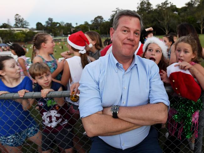 Queensland Opposition Leader Tim Nicholls has made a last-ditch appeal to voters.