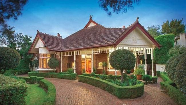 FEDERATION Property: 67 Beaver St, Malvern East. Victoria. picture: Supplied realestate.com.au