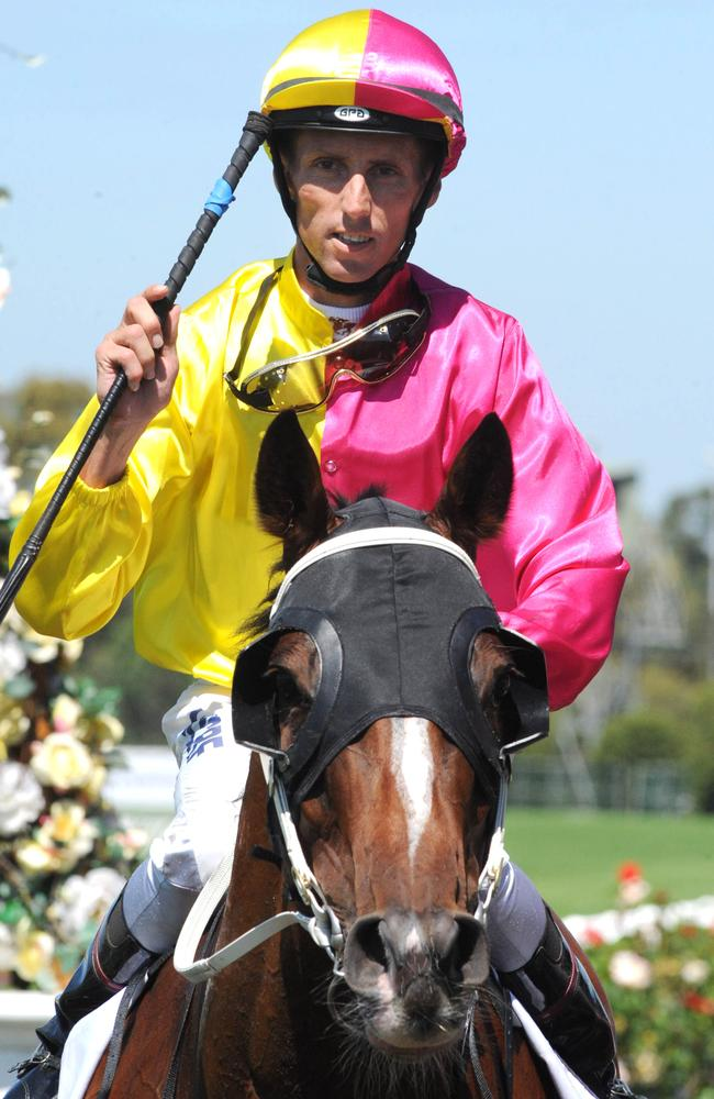 Nash Rawiller brings Earnest Ernest back to scale at Rosehill.