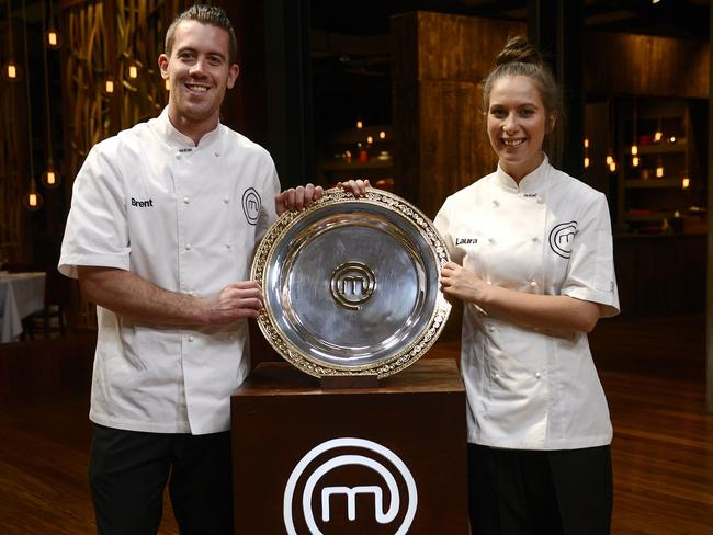 Ballard became a big fan of  <i>MasterChef</i>, which recently saw Brent Owens and Laura Cassai battle it out in the grand finale. Picture: Supplied