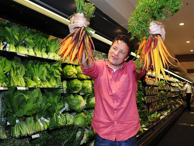 Seven way to become Jamie Oliver