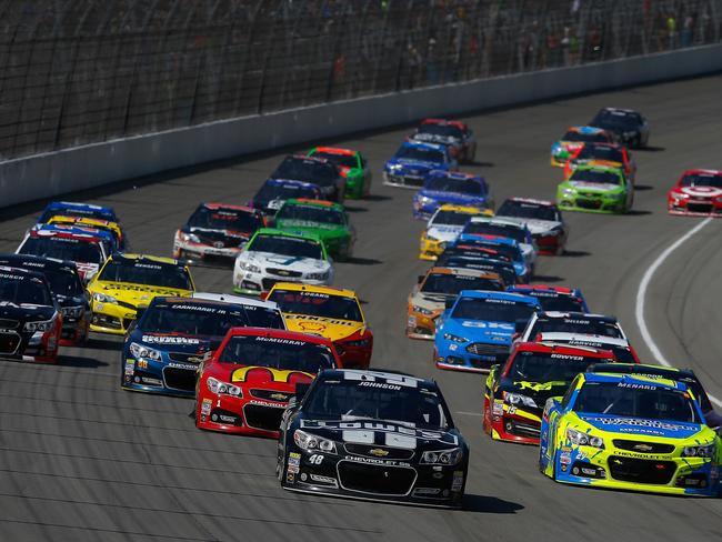 NASCAR makes its second visit to Michigan this year.