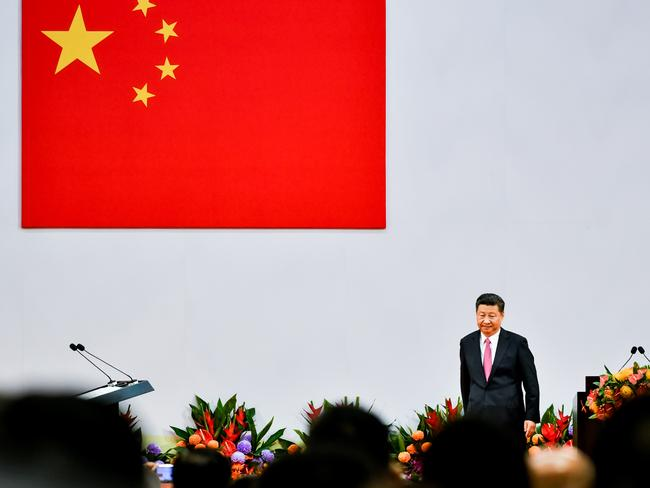 There could be big trouble in big China. Picture: Keith Tsuji