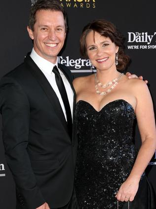 Tasma Walton is married to Rove McManus.
