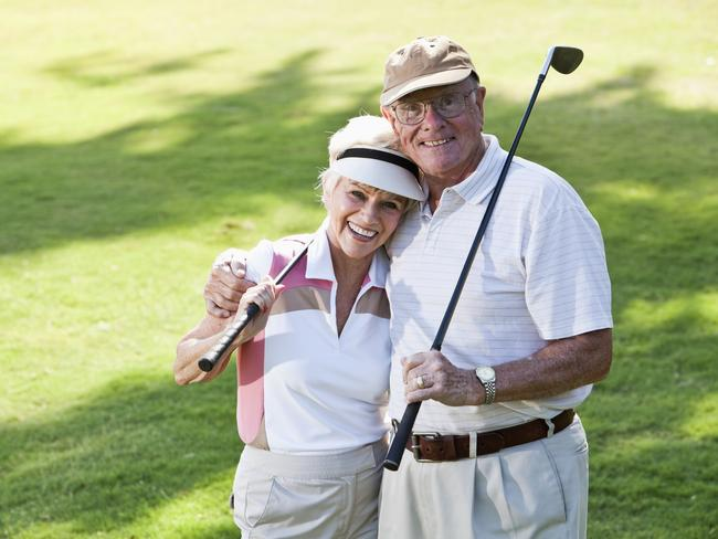 The Budget says the new superannuation incentive removes a key barrier to older Australians downsizing. Picture: iStock