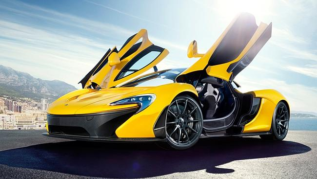 My personal favourite on the list, the Mclaren P1 is a masterpiece.