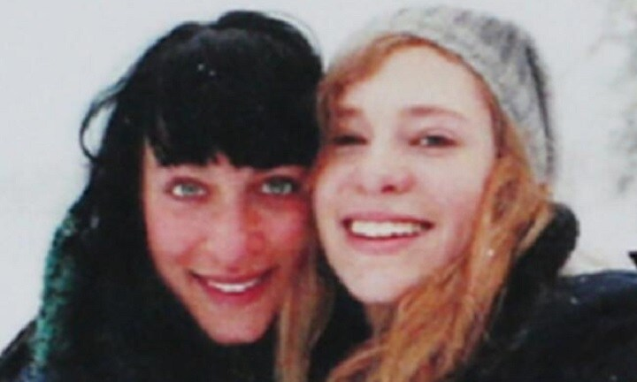 Jessica and Annabelle Falkholt were pulled from the wreckage and taken to hospital. Annabelle died three days later.Source:Supplied