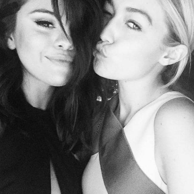 And now with Cody's ex Gigi Hadid to have all bases covered. Selena Gomez is the most followed person on Instagram. Picture: Selena Gomez/Instagram
