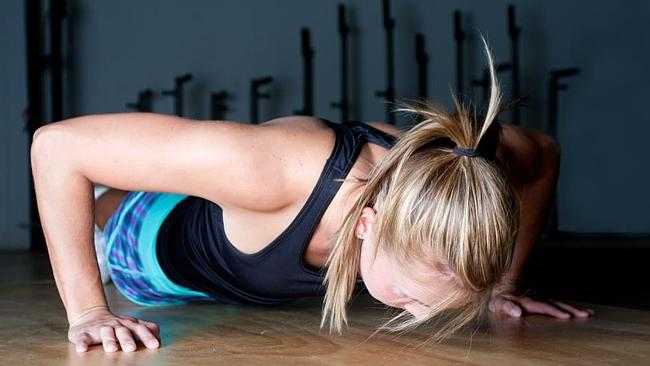 """CrossFit workouts are named after women because they """"wreak ..."""