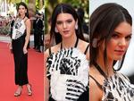 "Model Kendal Jenner attends the Opening ceremony and the ""Grace of Monaco"" Premiere during the 67th Annual Cannes Film Festival. Picture: Getty"