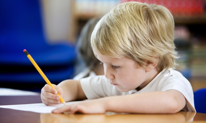 Grade 1 students to face tough new tests to lift learning standards
