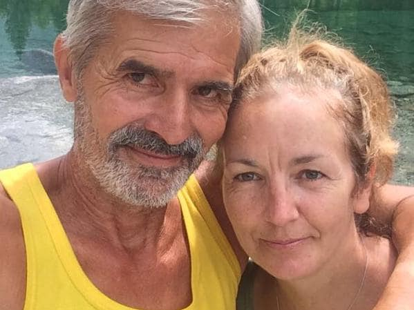 An Italian hermit has found love from a news.com.au story.