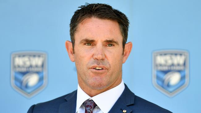 NSW coach Brad Fittler has selected 38 players in an emerging Blues squad.
