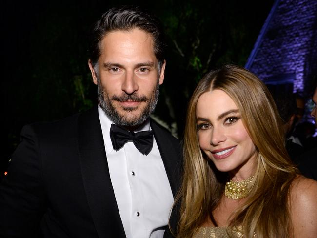 Vergara is currently dating True Blood star Joe Manganiello.