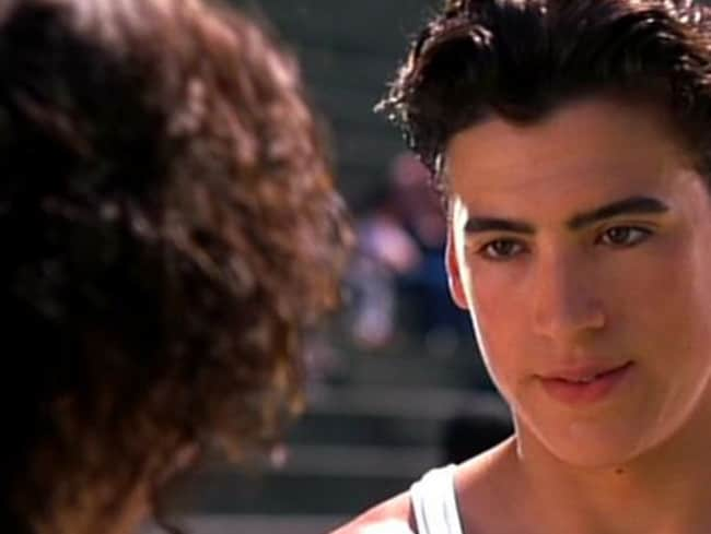 Spiritual awakening ... Andrew Keegan in 10 Things I hate About You.