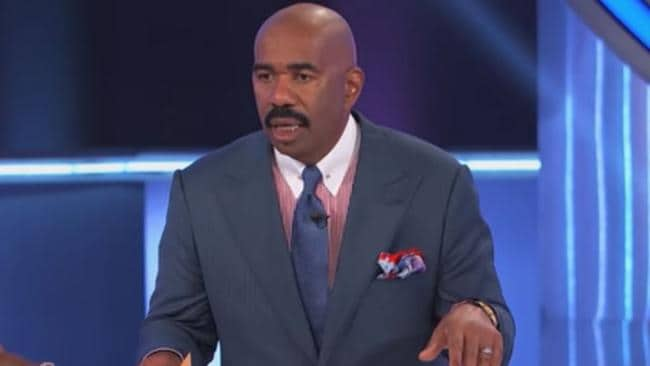 Steve Harvey called this jaw-dropping moment the 'greatest television' ever