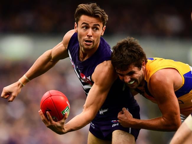 Lachie Weller wants out of Freo.