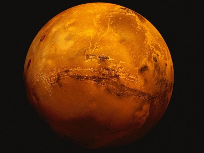 Plenty of nations are seeking to explore the Red Planet.