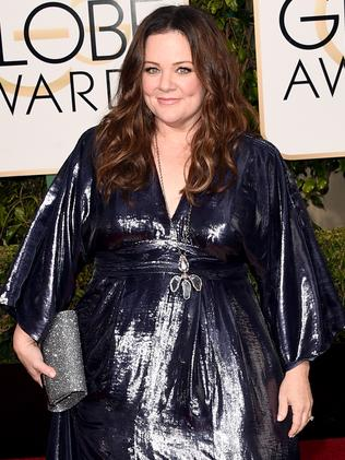 Melissa McCarthy. Picture: Getty