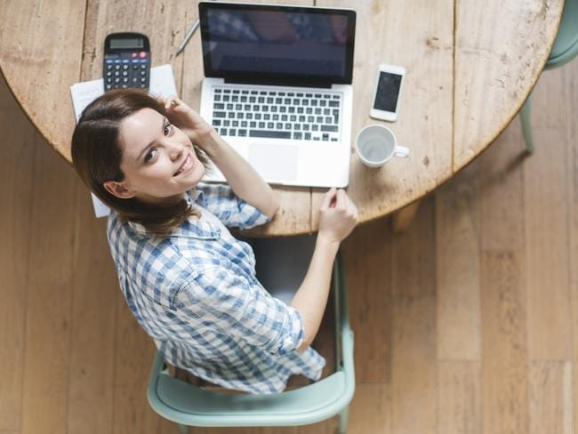 CLAIMING WORK FROM HOME EXPENSES