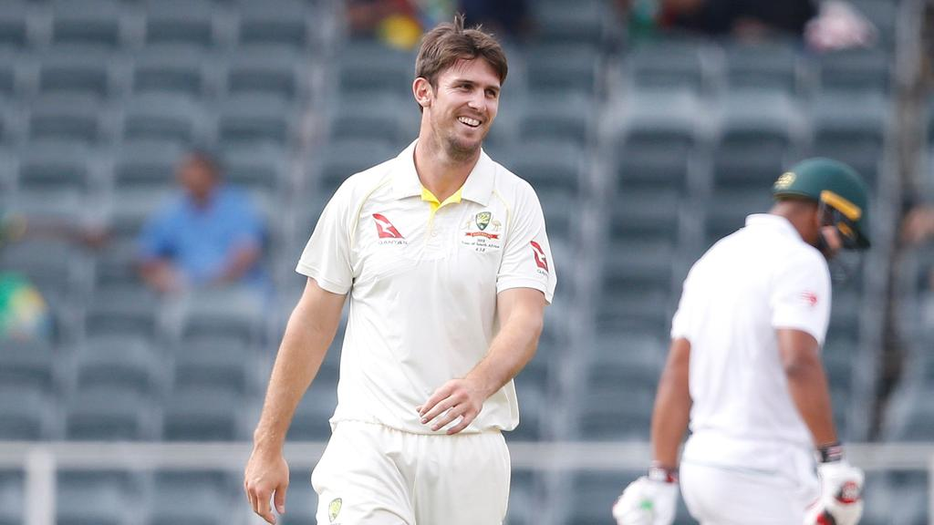 Mitchell Marsh is in the lead for the post. (Sydney Herald)