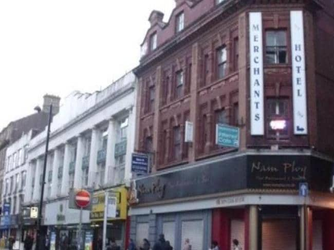 'Absolute dump': Merchants Hotel in Manchester. Picture: TripAdvisor traveller